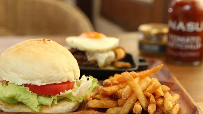 Hamburger Cafe UNICO - メイン写真: