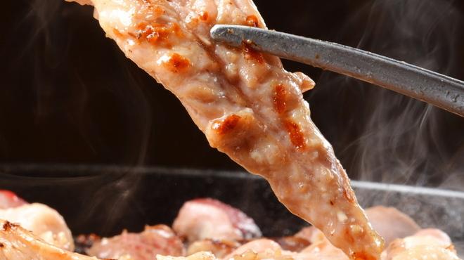 トリケン - 料理写真:鶏焼肉