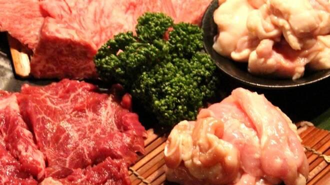 炭火焼肉 火の国 - 料理写真: