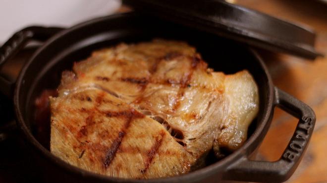 ココット - 料理写真:もち豚のコンフィ