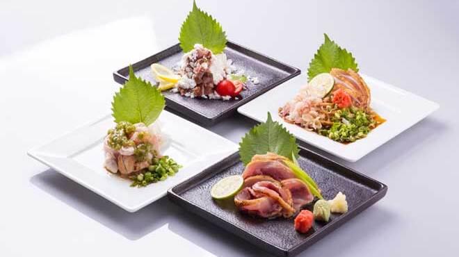 鳥蔵 - 料理写真:鶏料理