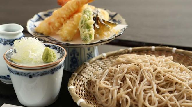 蕎麦・酒 青海波 - メイン写真: