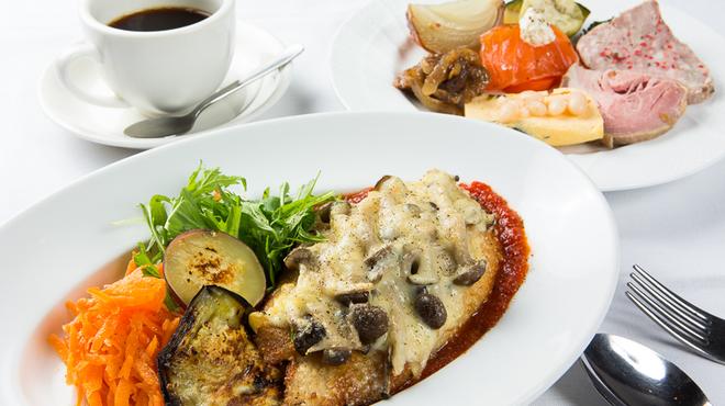 イタリア食堂 Mamma - メイン写真: