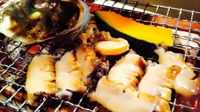 海物焼 新島水産 - メイン写真: