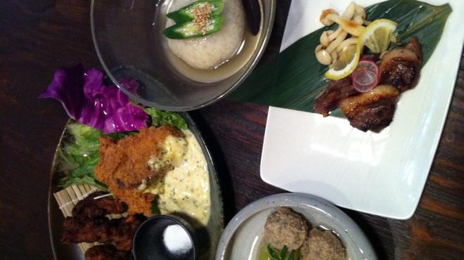 大阪食酒 リエカオ - 料理写真: