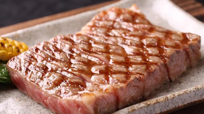 瀬里奈 - 料理写真:陶板焼ステーキ