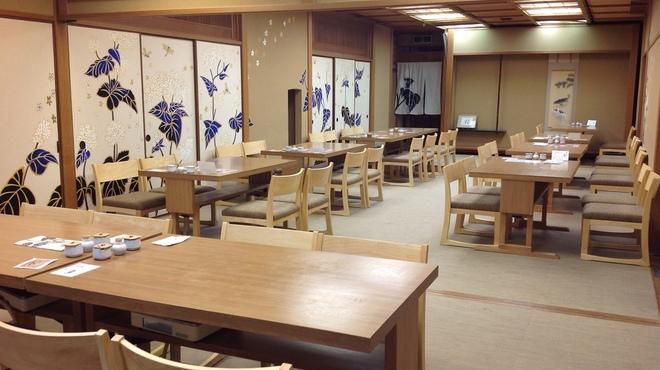 京都 権太呂 - 内観写真:3階 大宴会場としてもご利用いただけます。(60名様迄)