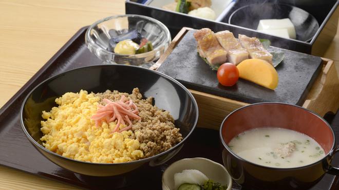 水たき玄海 - 料理写真:とり焼き御膳