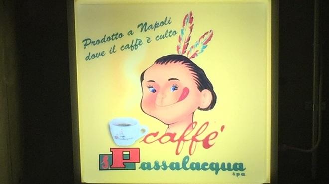 (La Fabbrica Della Pasta) Quel - ドリンク写真:ナポリのペコちゃんこと、パッサラクアのエスプレッソです。