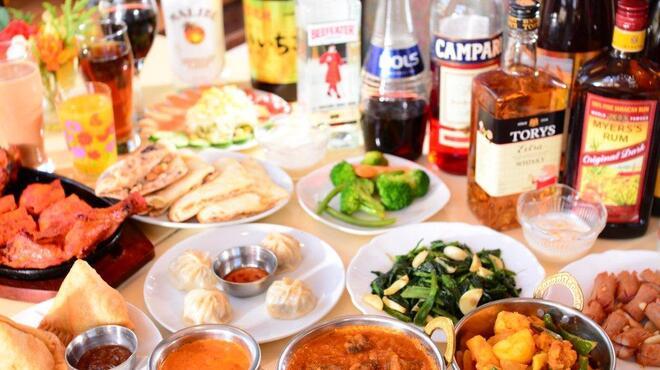 インド料理 ニサン - メイン写真: