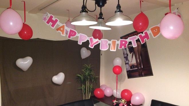 Leffe CRAFT BEER & DINER - 内観写真:誕生日会などのプライベートで♪