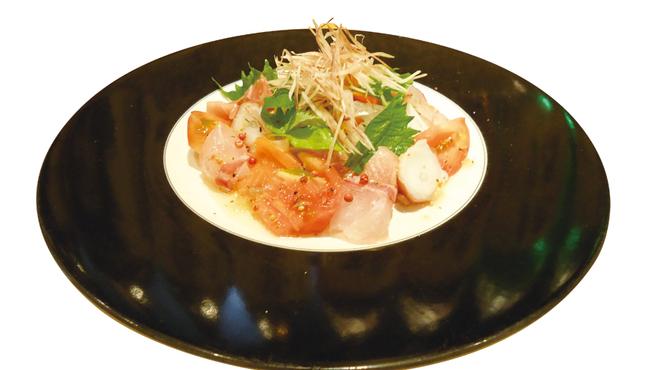 えんの蔵 - 料理写真:カルパッチョ