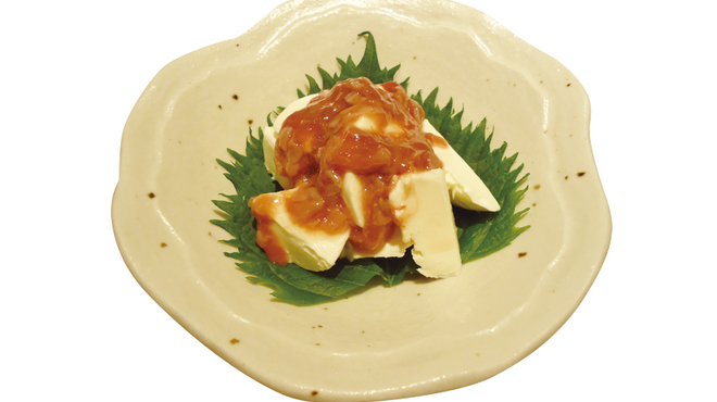 えんの蔵 - 料理写真:クリームチーズ酒盗あえ