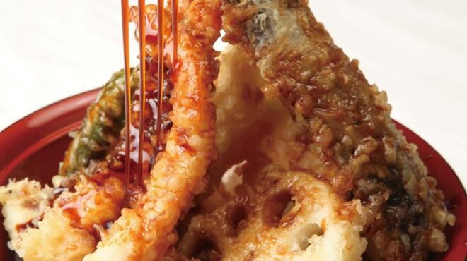 天ぷら海鮮 五福 - 料理写真: