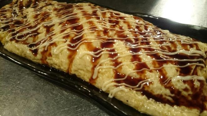 餃子と牛たん 居酒屋おおとら - 料理写真:大阪名物 とん平焼