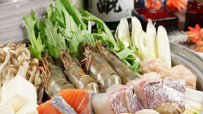 泳ぎイカ 九州炉端 弁慶 - メイン写真: