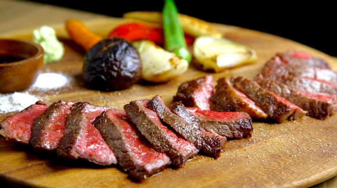 STEAK & BAR SANKYU - メイン写真: