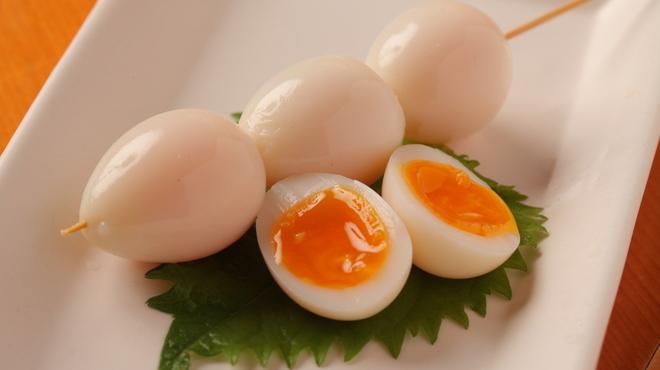 心斎橋 金のつくねと3倍鶏の焼き鳥 串琢 - メイン写真: