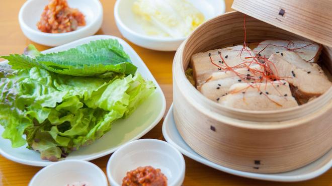 京の韓国家庭料理 ハムケ - メイン写真: