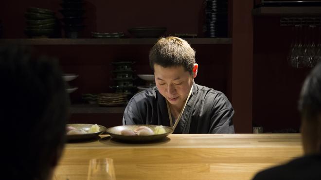 シャンパン&ワインと熟成鮨 Rikyu - メイン写真: