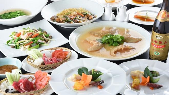 海鮮薬膳中華  トンフォン - メイン写真: