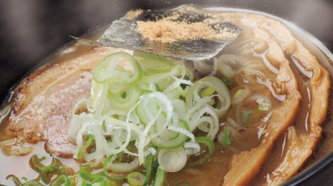 麺侍どらぁご - メイン写真: