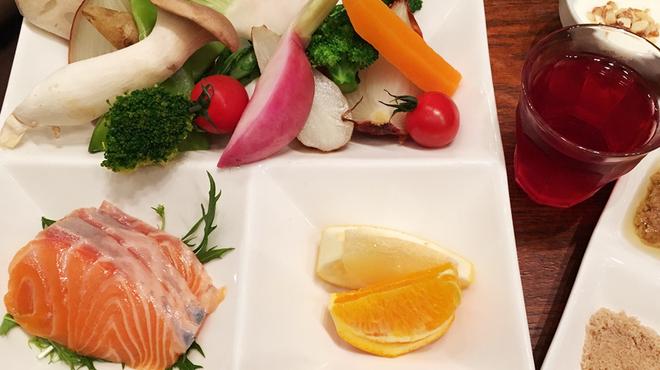ソルビバ - 料理写真:野菜美人プレート 限定20食
