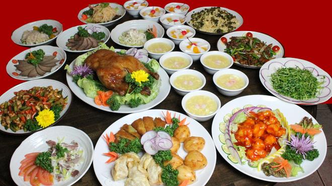 中国茶房8 - 料理写真: