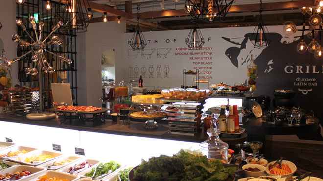 CHEESE CRAFT WORKS & GRILL - 料理写真: