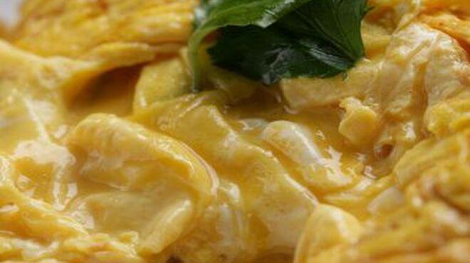たか鳥 - 料理写真:チーズオムレツ
