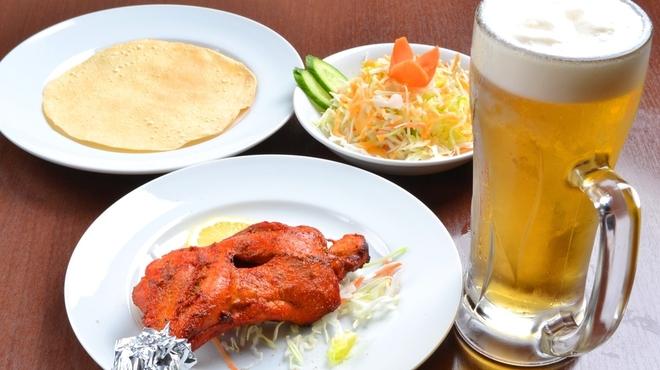 インドカレー ナマステ - 料理写真: