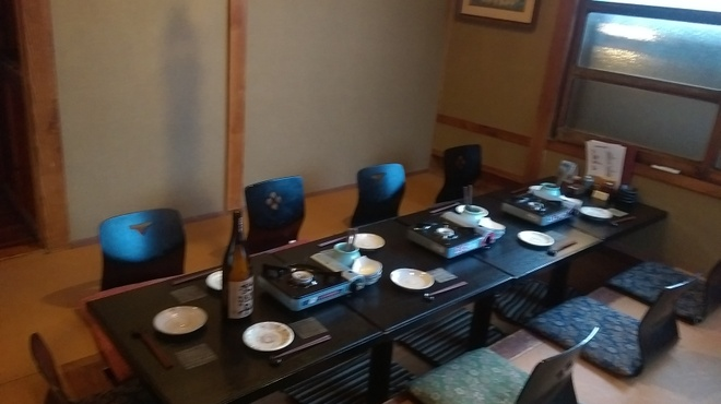 日南館 - 内観写真:8名個室