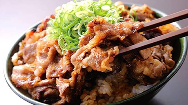 カルビ丼とスン豆腐専門店 韓丼  - メイン写真: