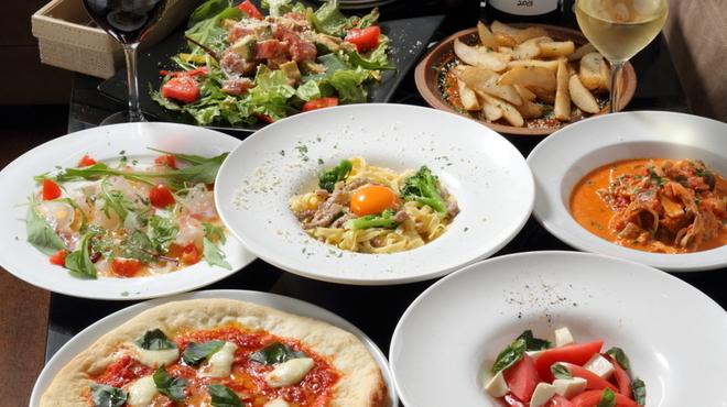Restaurant Cafe CARO - メイン写真: