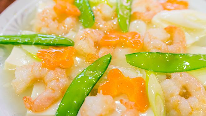 中国料理 珍味楼 - メイン写真: