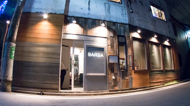 BARBA - メイン写真: