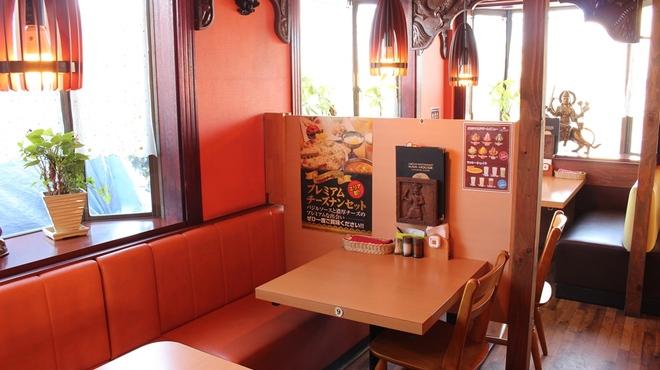 インドレストラン ナンハウス - メイン写真: