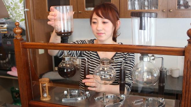 Spice&mill - ドリンク写真:厳選豆で煎れるこだわりのコーヒー