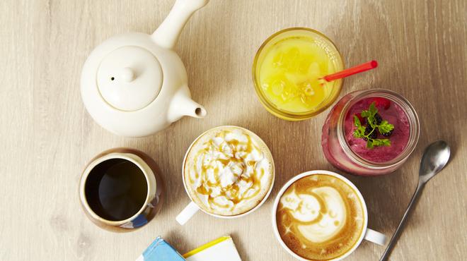 カフェ アンド - メイン写真: