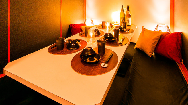 完全個室×海鮮料理居酒屋 うみきん - メイン写真: