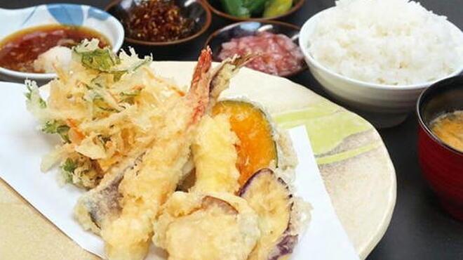 天ぷらめし 天之助 - 料理写真:海鮮天ぷら定食