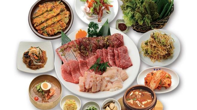韓日館 - 料理写真: