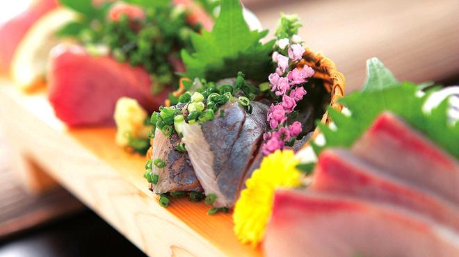 沼津魚がし鮨 流れ鮨 - 料理写真: