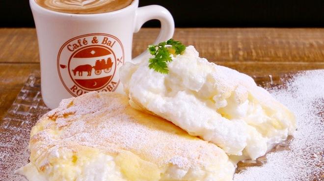 パンケーキ専門店 ROBAROBA - 料理写真:
