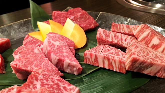 東京焼肉 あかね - 料理写真:料理写真