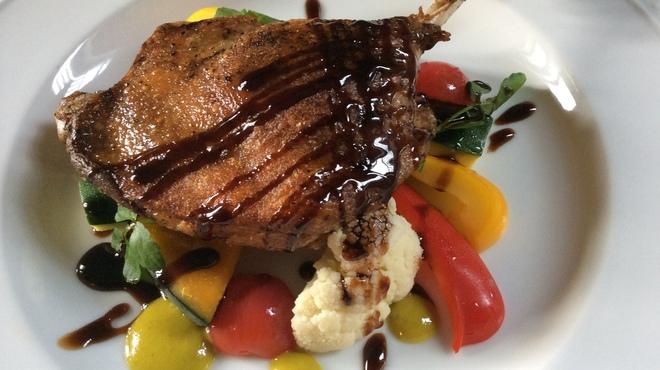 グルグル イタリア食堂 - 料理写真:鴨のコンフィ バルサミコソース