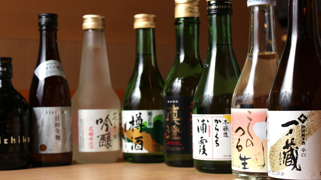 江戸前 びっくり寿司 - ドリンク写真: