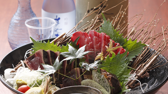 漁師料理 明神丸 - メイン写真: