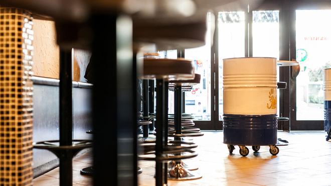 ハバナ カフェ - 内観写真: