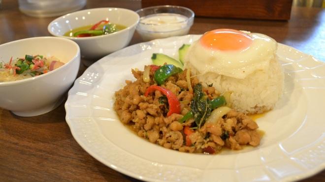 アジアンタワン - 料理写真:食べログ ワンコインランチ